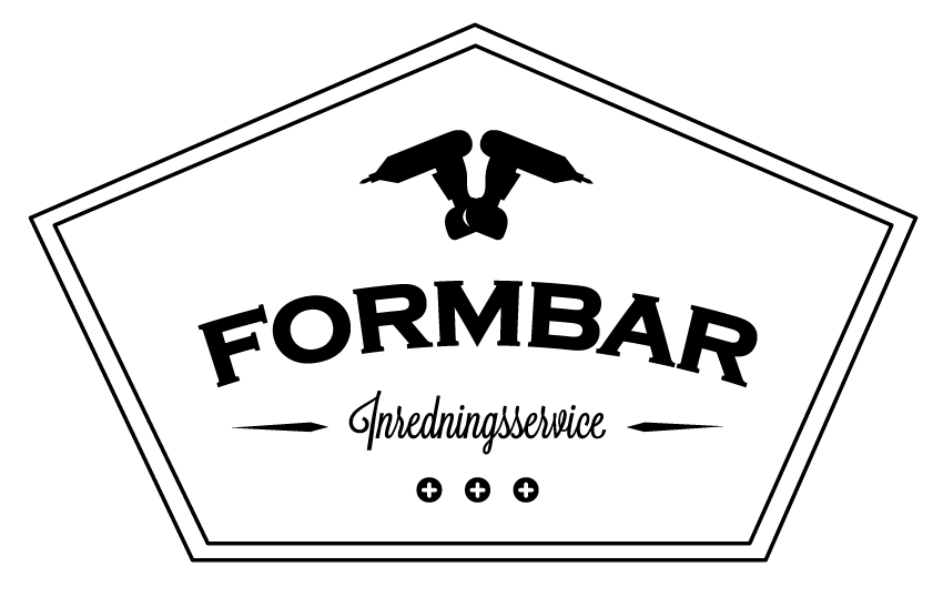 Formbar inredningsservice logo